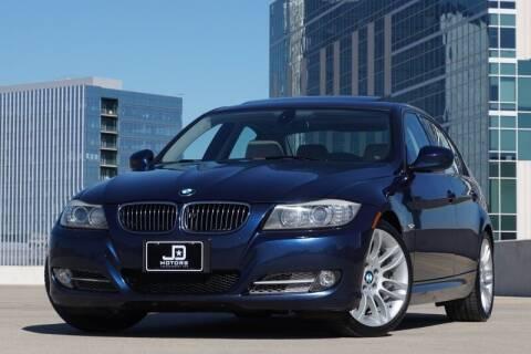 2011 BMW 3 Series for sale at JD MOTORS in Austin TX