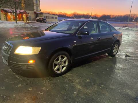 2007 Audi A6 for sale at Xtreme Auto Mart LLC in Kansas City MO