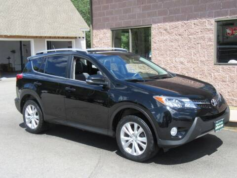 2015 Toyota RAV4 for sale at Advantage Automobile Investments, Inc in Littleton MA
