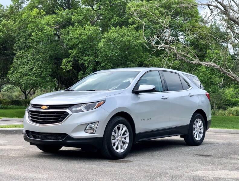 2018 Chevrolet Equinox for sale at Sunshine Auto Sales in Oakland Park FL