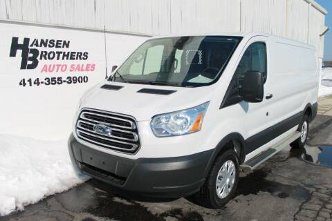 2018 Ford Transit Cargo for sale at HANSEN BROTHERS AUTO SALES in Milwaukee WI