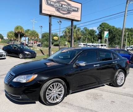 2011 Chrysler 200 for sale at Trust Motors in Jacksonville FL