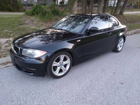 2008 BMW 1 Series for sale at Low Price Auto Sales LLC in Palm Harbor FL