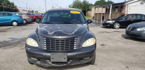 2004 Chrysler PT Cruiser for sale at Anthony's Auto Sales of Texas, LLC in La Porte TX