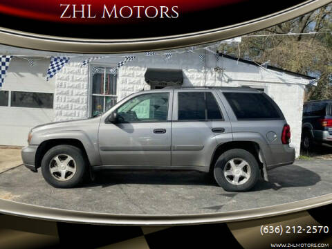 2005 Chevrolet TrailBlazer for sale at ZHL Motors in House Springs MO