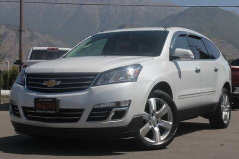2017 Chevrolet Traverse for sale at REVOLUTIONARY AUTO in Lindon UT