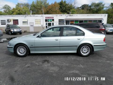 2000 BMW 5 Series for sale at XXX Kar Mart in York PA
