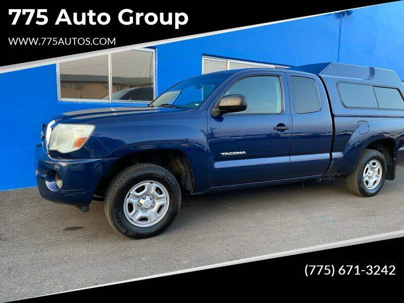 2008 Toyota Tacoma for sale at City Auto Sales in Sparks NV
