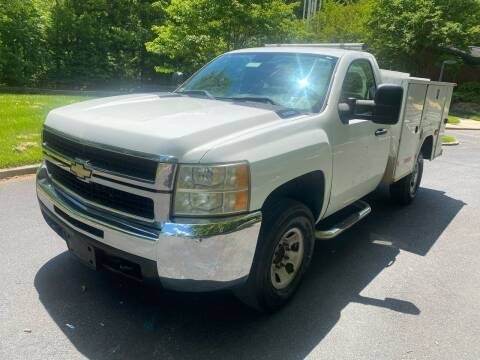 2007 Chevrolet Silverado 3500HD for sale at Bowie Motor Co in Bowie MD