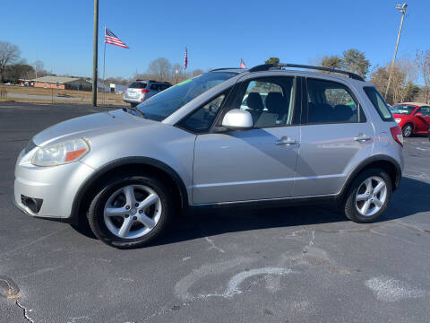 2008 Suzuki SX4 Crossover for sale at Doug White's Auto Wholesale Mart in Newton NC