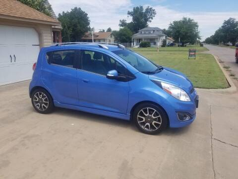 2015 Chevrolet Spark for sale at Eastern Motors in Altus OK