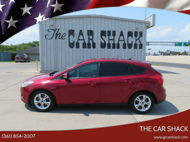 2014 Ford Focus for sale at The Car Shack in Corpus Christi TX