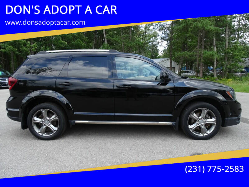 2016 Dodge Journey for sale at DON'S ADOPT A CAR in Cadillac MI