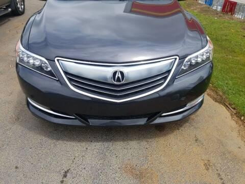 2014 Acura RLX for sale at AUTOPLEX 528 LLC in Huntsville AL