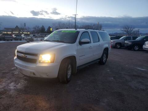 2013 Chevrolet Suburban for sale at Canyon View Auto Sales in Cedar City UT