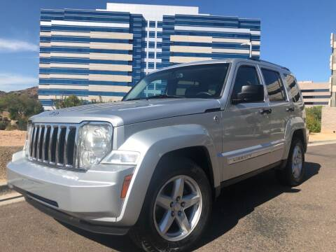 2011 Jeep Liberty for sale at Day & Night Truck Sales in Tempe AZ