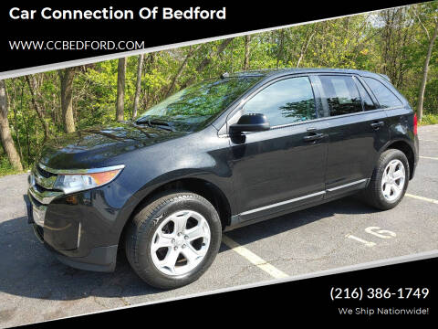 2013 Ford Edge for sale at Car Connection of Bedford in Bedford OH