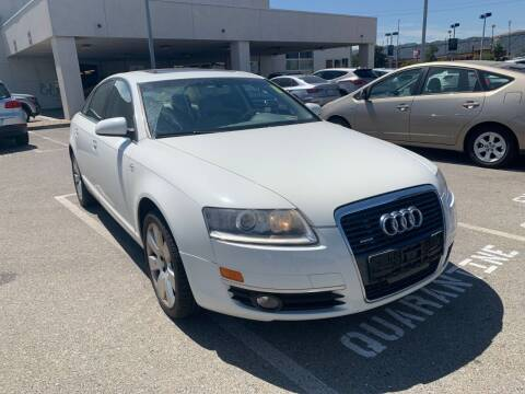 2006 Audi A6 for sale at AUCTION SERVICES OF CALIFORNIA in El Dorado CA