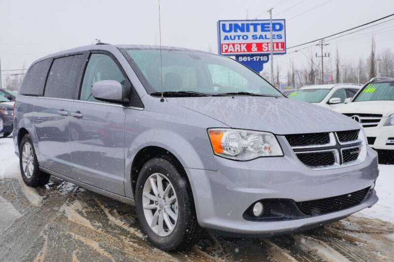 2019 Dodge Grand Caravan for sale at United Auto Sales in Anchorage AK
