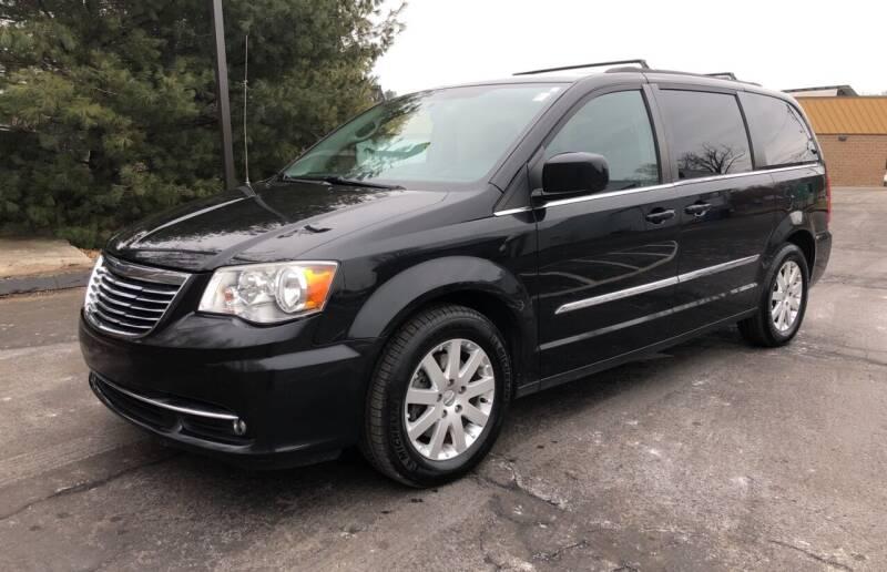 2013 Chrysler Town and Country for sale at Branford Auto Center in Branford CT