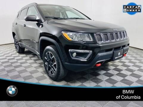 2018 Jeep Compass for sale at Preowned of Columbia in Columbia MO
