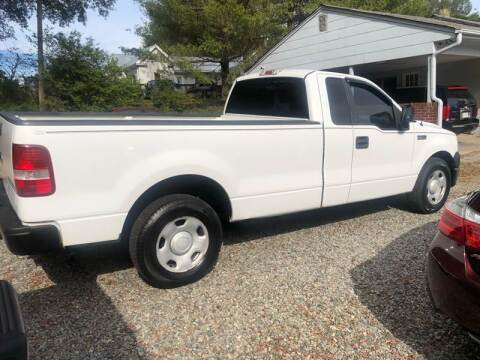 2007 Ford F-150 for sale at Venable & Son Auto Sales in Walnut Cove NC