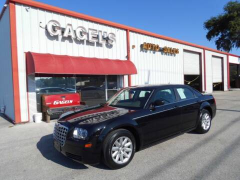 2008 Chrysler 300 for sale at Gagel's Auto Sales in Gibsonton FL