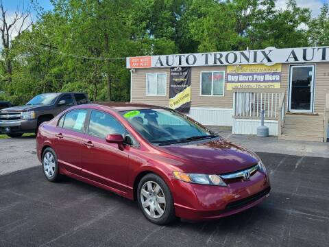 2008 Honda Civic for sale at Auto Tronix in Lexington KY