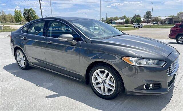 2015 Ford Fusion for sale in Estherville, IA