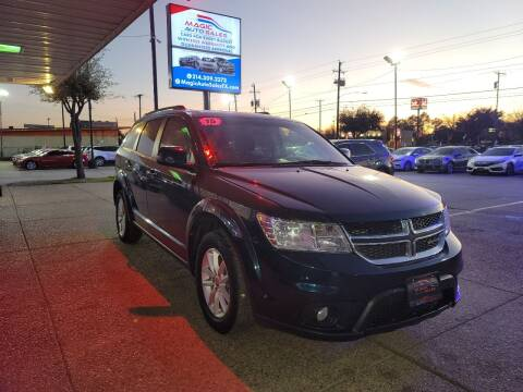 2015 Dodge Journey for sale at Magic Auto Sales - Cash Cars in Dallas TX