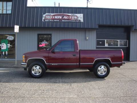 1993 Chevrolet C/K 1500 Series for sale at Motion Autos in Longview WA