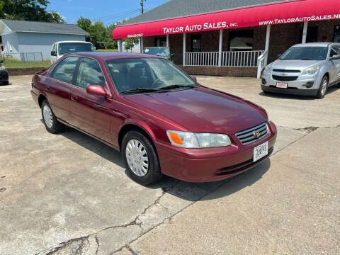 2001 Toyota Camry for sale at Taylor Auto Sales Inc in Lyman SC