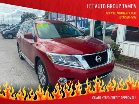 2014 Nissan Pathfinder for sale at Lee Auto Group Tampa in Tampa FL