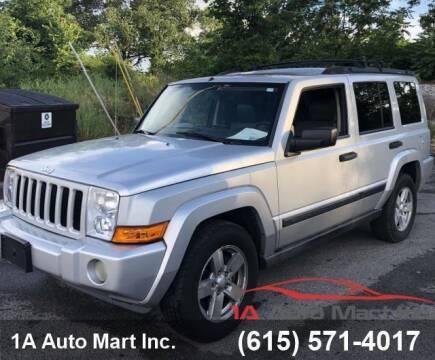 2006 Jeep Commander for sale at 1A Auto Mart Inc in Smyrna TN