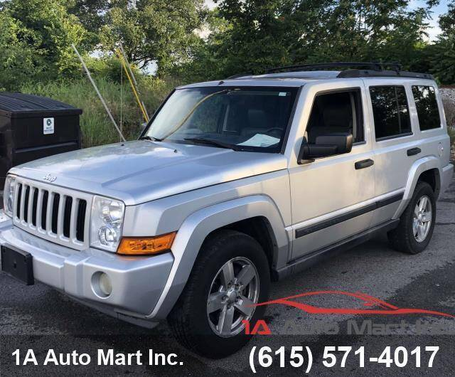 2006 Jeep Commander for sale at 1A Auto Mart Inc in Smyrna TN