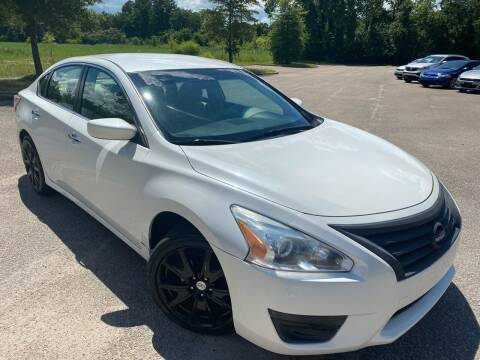 2013 Nissan Altima for sale at The Auto Depot in Raleigh NC
