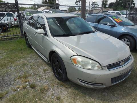 2010 Chevrolet Impala for sale at SCOTT HARRISON MOTOR CO in Houston TX
