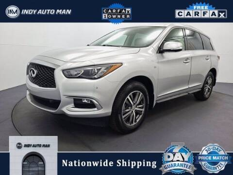 2020 Infiniti QX60 for sale at INDY AUTO MAN in Indianapolis IN