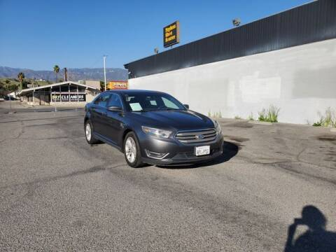 2015 Ford Taurus for sale at Silver Star Auto in San Bernardino CA