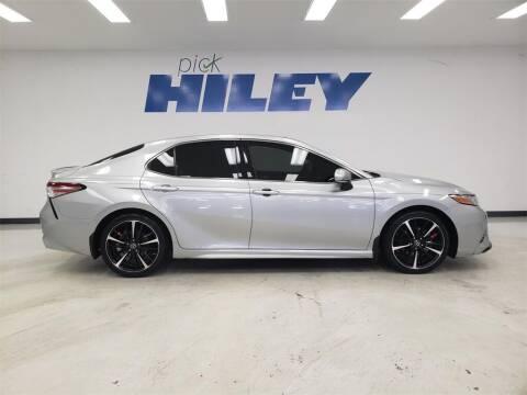 2018 Toyota Camry for sale at HILEY MAZDA VOLKSWAGEN of ARLINGTON in Arlington TX