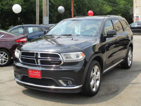 2015 Dodge Durango for sale at Bill Leggett Automotive, Inc. in Columbus OH
