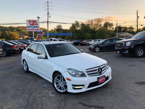 2013 Mercedes-Benz C-Class for sale at KB Auto Mall LLC in Akron OH