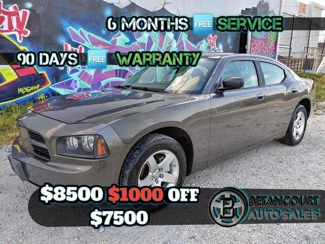 2009 Dodge Charger for sale in Miami, FL