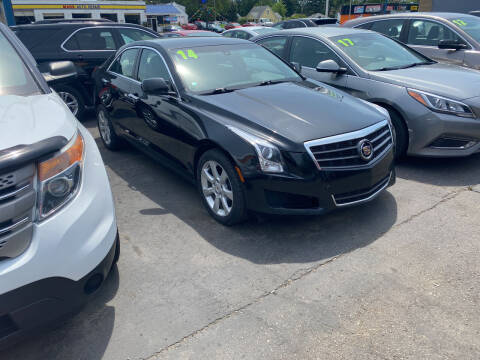 2014 Cadillac ATS for sale at Lee's Auto Sales in Garden City MI