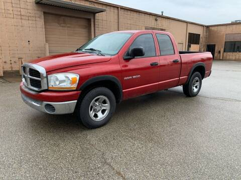 2006 Dodge Ram Pickup 1500 for sale at Certified Auto Exchange in Indianapolis IN