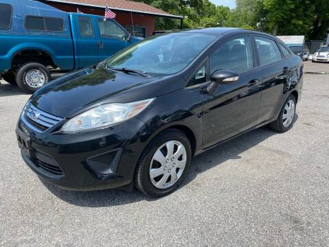 2013 Ford Fiesta for sale at CHECK  AUTO INC. in Tampa FL