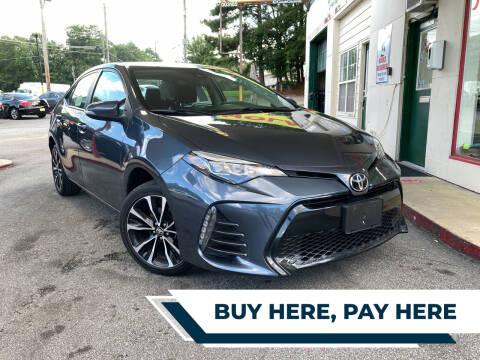 2019 Toyota Corolla for sale at Automan Auto Sales, LLC in Norcross GA
