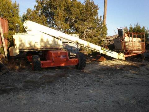 1997 JLG 40H for sale at CarsBikesBoats.com in Round Mountain TX