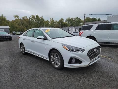 2018 Hyundai Sonata for sale at Chantz Scott Kia in Kingsport TN