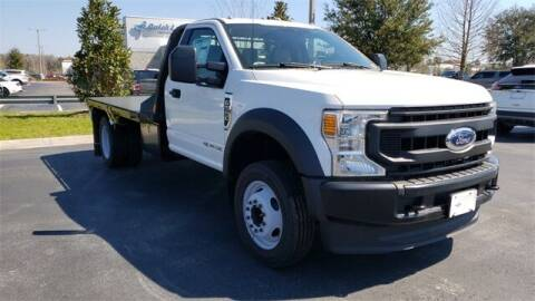 2020 Ford F-550 Super Duty for sale at BOZARD FORD in Saint Augustine FL
